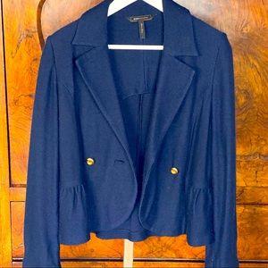 BCBG Wool coat / structured cardigan